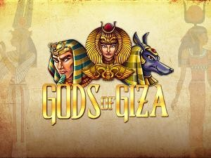 новинка Gods of Giza
